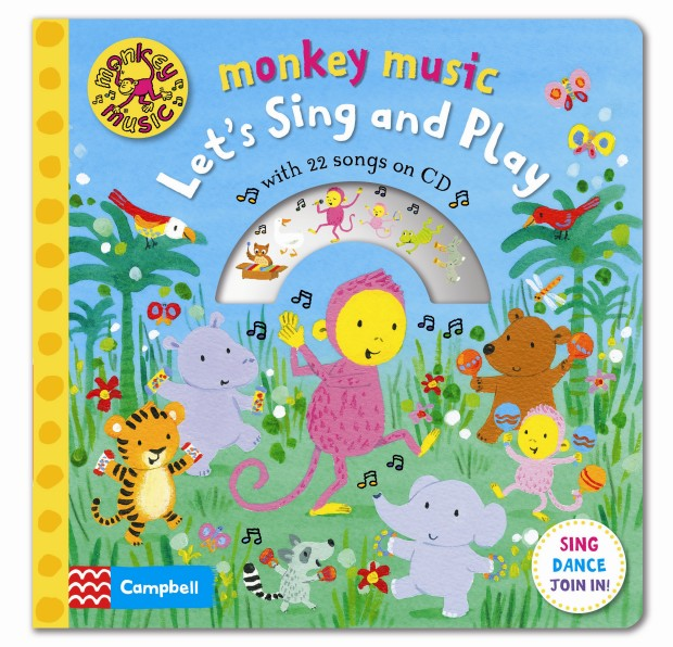 Let's Sing and Play cover